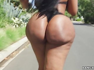 Big botheration ebony Victoria Cakes