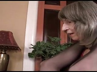 Mrs Loving Love Anal Life-span With Her Sissy Crossdresser