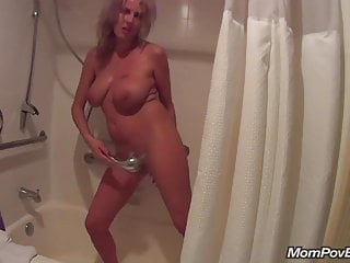 Busty Polish MILF cause of flashing