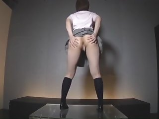 asian schoolgirl dance 3