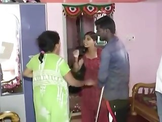 Slog idian wife catfight