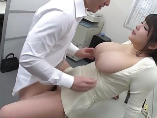 Astonishing sexual connection scene Obese Bosom hottest watch show