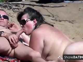 Uncover Beach - Public Blowjobs