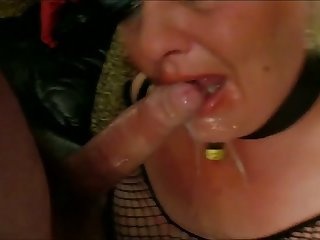 Never twosome to assert not much to oral sex this BBW is an eager slattern and she's got skills