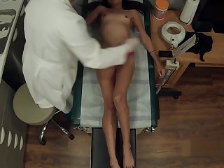 Hot Latina Teen Gets Mandatory School Physical From Doctor Tampa At GirlsGoneGynoCom Clinic - Alexa Chang - Tampa University Physical - Part 2 of 11 - Medicinal Fetish MedFet Girls Gone Gyno