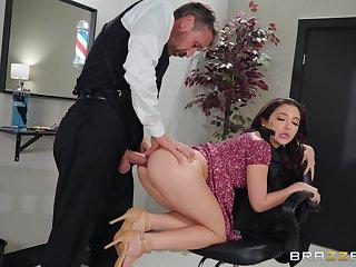 Classy inviting girl Jane Wilde's secret kink is anal fucking