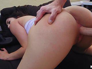 Slutty tot Natalie Brooks always scores cock when she wants it