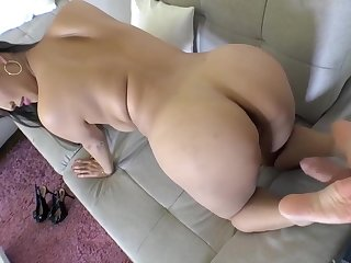 Sharon Lee asian footjob