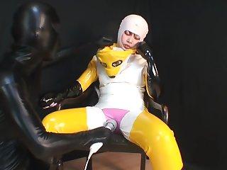 Crazy porn video BDSM unbelievable , it's awesome