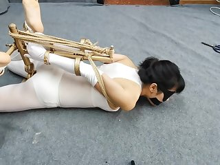 Inane sex video Hogtied greatest just for you