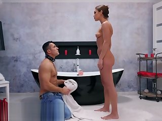 Reality Kings - Dominant Alyssa Reece gets analyzed by her slave