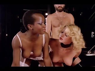 Classic french porn movie with horn-mad beauties