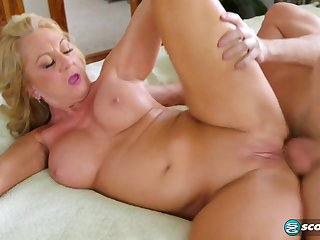 50 Plus GILF Cali Houston Hardcore Sexual intercourse