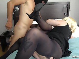 Adelle and Zoe are eating each other's pussy while getting get-at-able to texture steamy trio