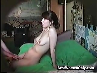 Russian Hairy Newborn Amateurs Home Lovemaking With Old Guy