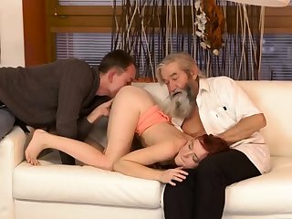Blonde deep anal hd and mature abb