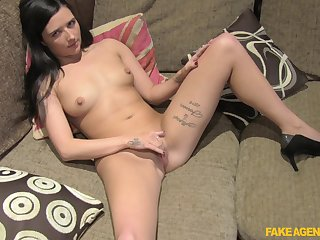 Amateur British slut Pixiee Extract briefly fucked in pussy and ass fingered