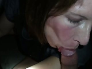 It's my wife's chief gloryhole and she seems just about be loving it
