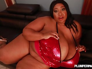 Cotton Candi is an chunky horny murk