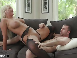 London River cock-addicted MILF porn