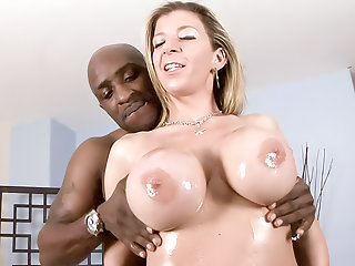 I Had Mating With A Black Man #5 - Sara Jay & Campaign The Icon