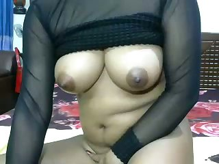 Hot like fire webcam nympho exposes her sexy boobs and masturbates