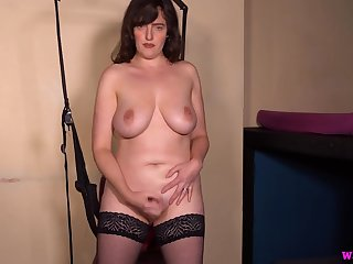 Kate Anne Swinging Around My Sister - Pussy Rubbing