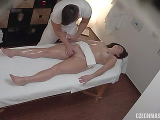 Action On Massage Table