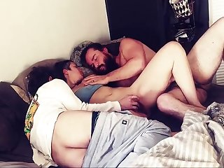 Intimate Couple Has Threesome, Mmf