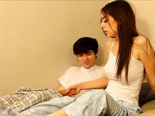 Dishonest senior brother seduces sister